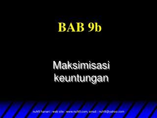 BAB 9b