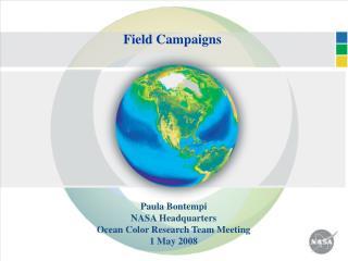 Field Campaigns