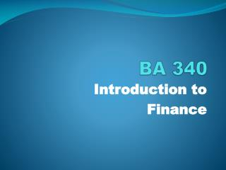 BA 340