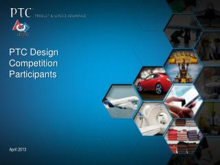 PTC Design Competition Participants