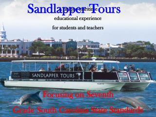 A unique maritime  educational experience  for students and teachers Focusing on Seventh
