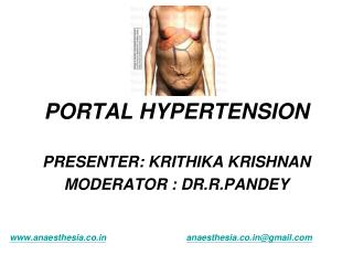 PORTAL HYPERTENSION
