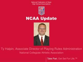 NCAA Update