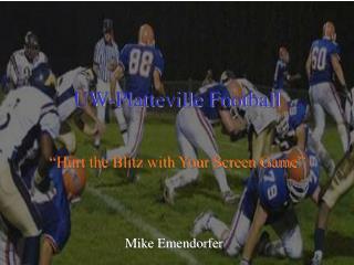 UW-Platteville Football