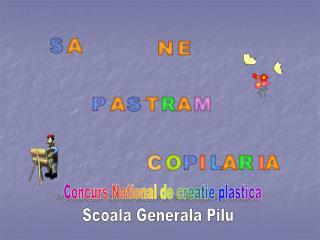 Concurs National de creatie plastica