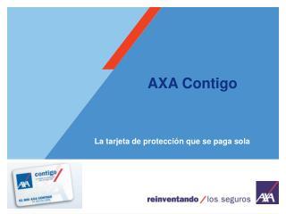 AXA Contigo