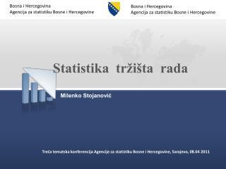 Statistika  tržišta  rada
