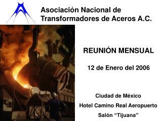 Asociación Nacional de Transformadores de Aceros A.C.