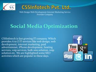 Useful Social Media Optimization-SMO activities