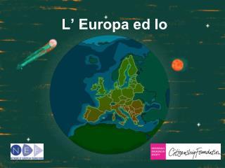 L' Europa ed Io