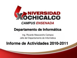 CAMPUS  ENSENADA