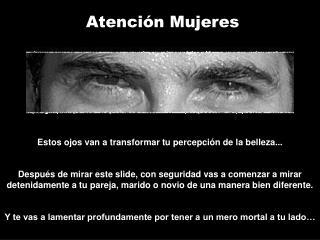 Atención  Mujeres