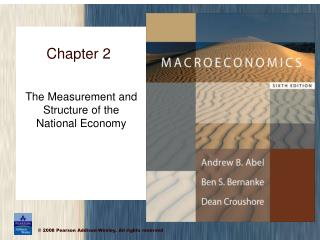 The Measurement and Structure of the National Economy