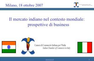 Milano, 18 ottobre 2007