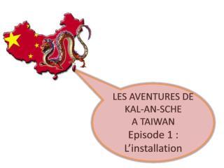 Taiwan Episode 1