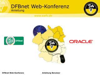 DFBnet Web-Konferenz