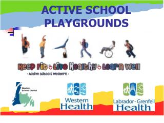 ACTIVE SCHOOL PLAYGROUNDS