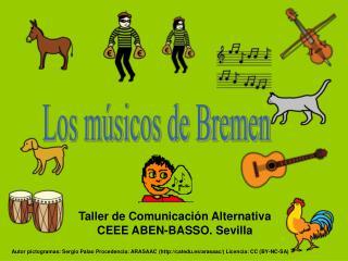 Taller de Comunicación Alternativa CEEE ABEN-BASSO. Sevilla