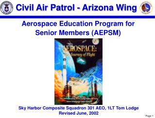Civil Air Patrol - Arizona Wing