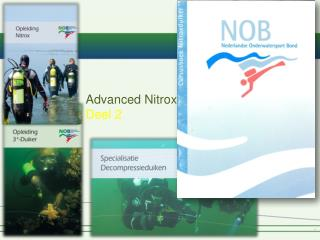 Advanced Nitrox Deel 2