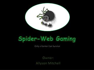 Spider-Web Gaming