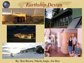 Earthship Design