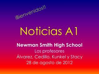Noticias  A1