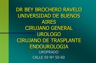 UROPRADO  CALLE 59 N� 50-60