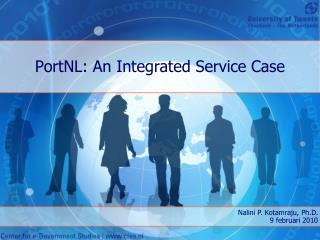 PortNL: An Integrated Service Case