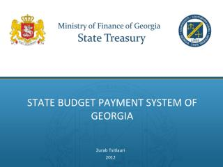 State Budget Payment System of Georgia