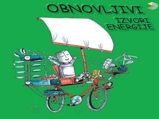 5 osnovnih obnovljivih izvora