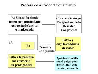 Proceso de Autocondicionamiento