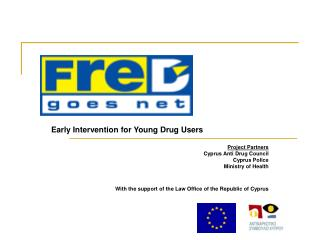 Early Intervention for Young Drug Users  Project Partners  Cyprus Anti Drug Council