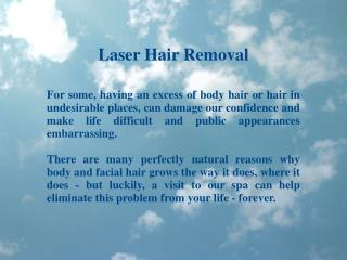Dr Kris Reddy Reviews Laser Hair Removal