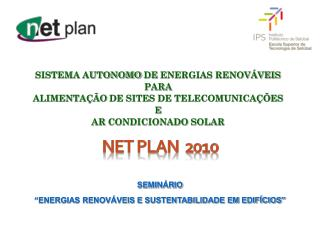 N e t Plan  2010