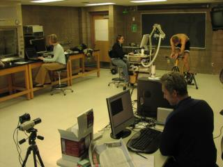 UMD's Exercise Physiology Laboratory