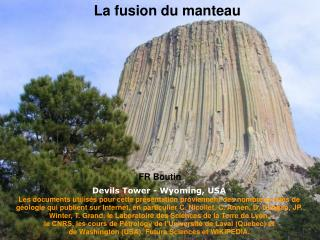 Devils Tower - Wyoming, USA