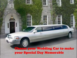 Choose your Wedding Car to make your Special Day Memorable