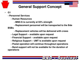 General Support Concept
