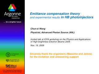 Emittance compensation theory and experimental results  in HB photoinjectors