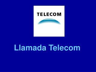 Llamada Telecom
