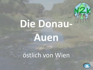 Die Donau-Auen östlich von Wien