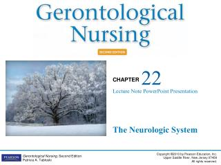 The Neurologic System