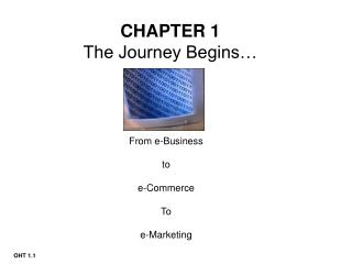 CHAPTER 1 The Journey Begins…