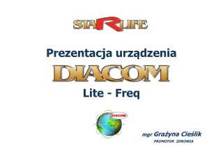 Prezentacja urządzenia Lite - Freq