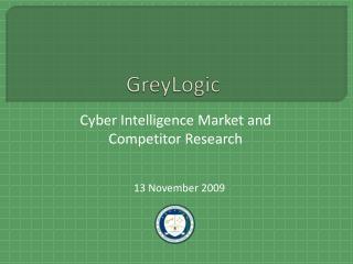 GreyLogic