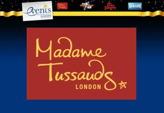 Madame Tussauds West End location Seated events for up to 380 guests