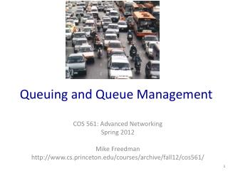 Queuing and Queue Management