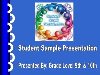 Student Sample Presentation