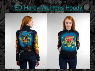 ED Hardy Womens Hoody